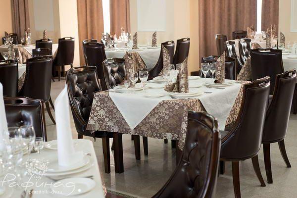 Новые рестораны Хабаровска - ресторан отеля Европа