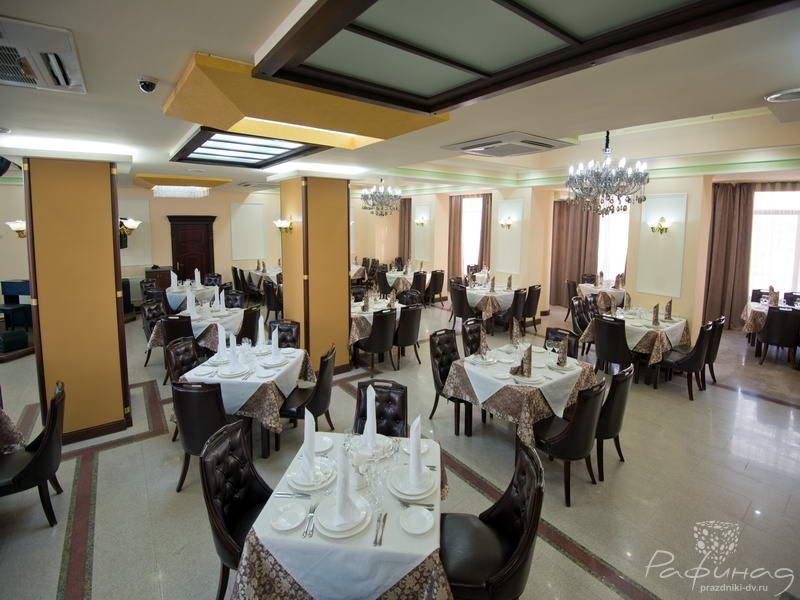 Ресторан Европа Хабаровск