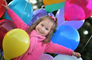 День защиты детей в Хабаровске.