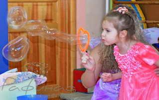 Мыльные пузыри Хабаровск от 3000 рублей.