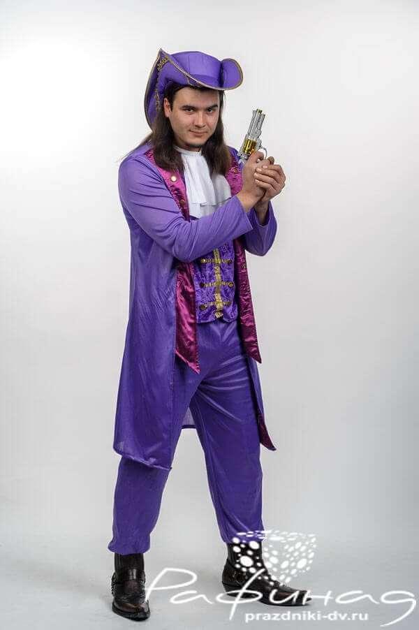 Аниматор в костюме пирата - агентство Рафинад Хабаровск