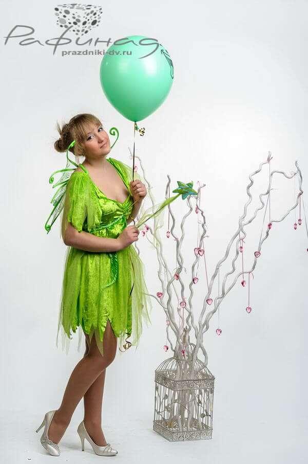 Флора - костюм феи Винкс в праздничном агентстве Рафинад