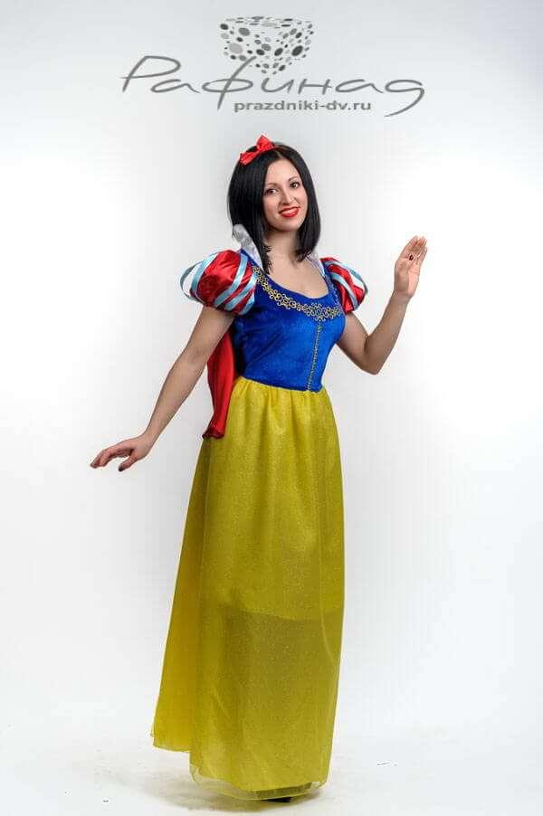 Пригласить Белоснежку на день рождения ребенка в Хабаровске.