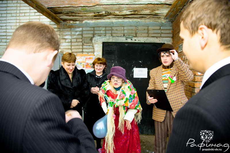 Хороший ведущий на свадьбу Игорь Авраменко Хабаровск