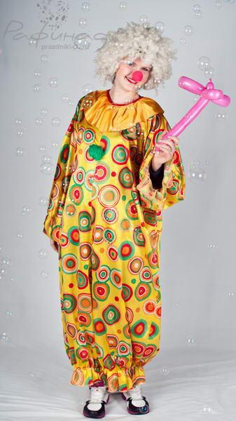Заказать клоуна в Хабаровске