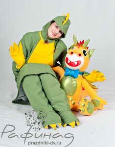 Клоуны на детский праздник Хабаровск от 900 рублей.