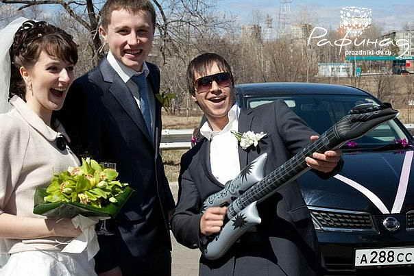 Музыкальные ведущие Алексей Любимов Хабаровск