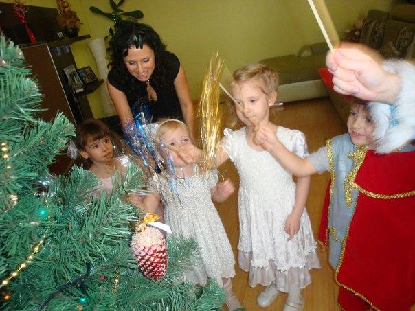 Отзыв Ангелины Ложкиной Дед Мороз на дом