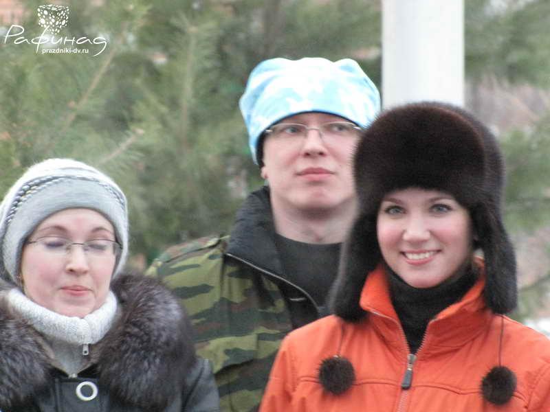Ведущий Юрий Рыбаков Хабаровск